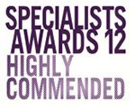 Specialists awards 12