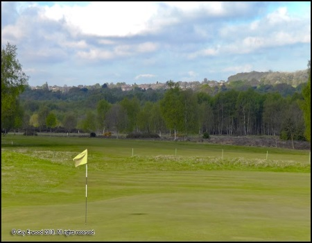 Sutton Coldfield Golf Course 450x350