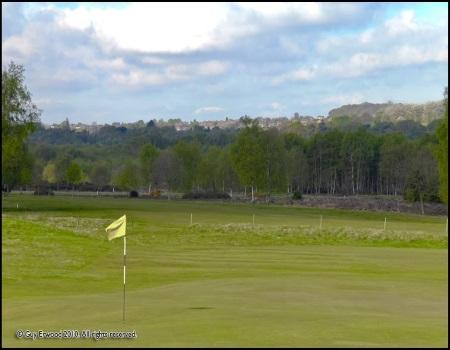 Sutton Coldfield Golf Course 450x350
