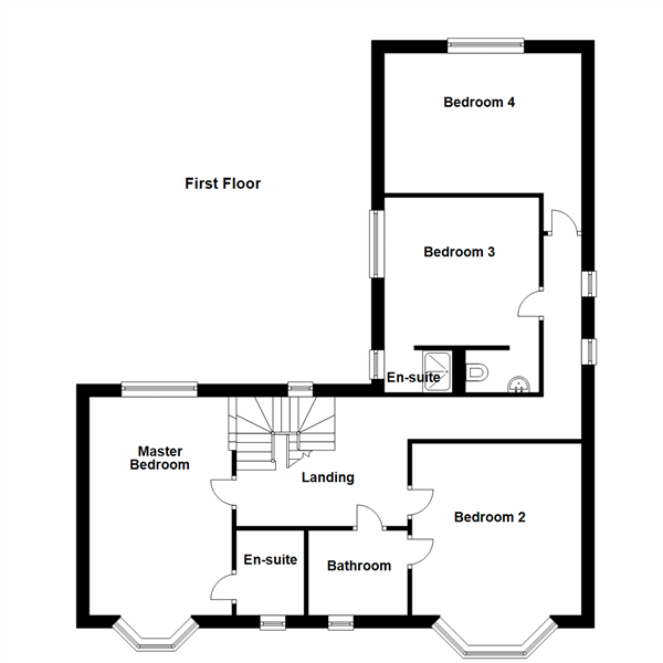 First floor sales plan
