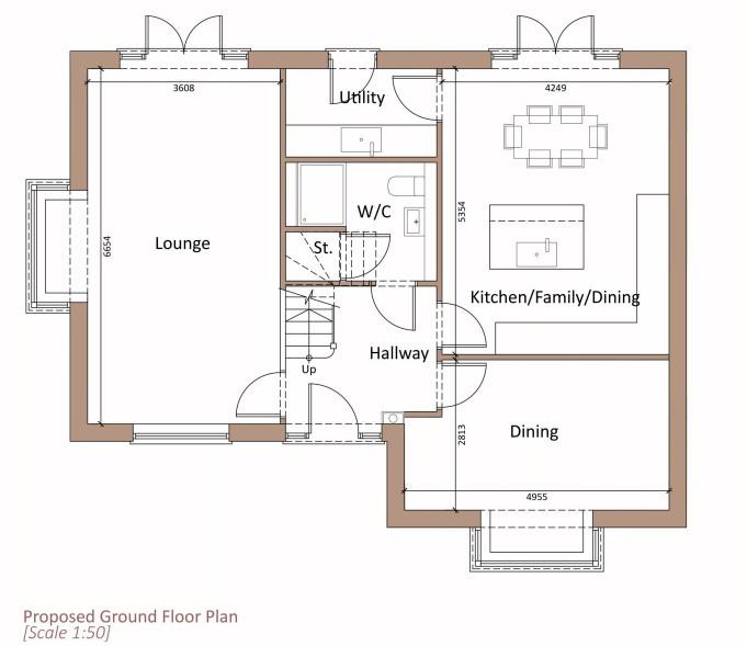 GF Plan Plot 1